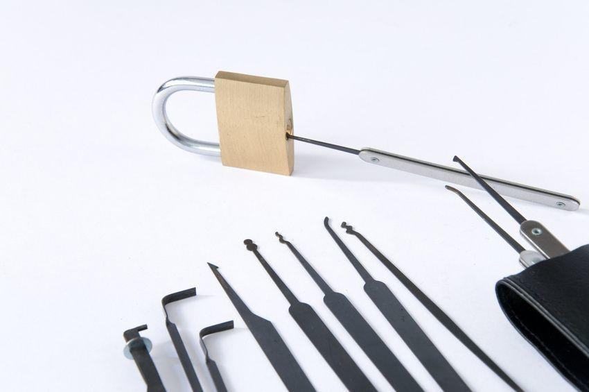 Werkzeug Lockpicking